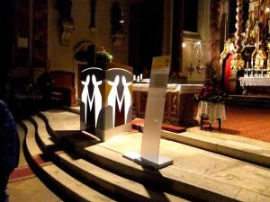 Katholikentagskreuz Reinhausen