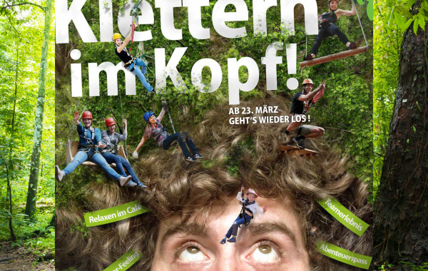 Kletterwald – Saisonstart