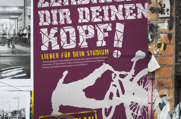 Polizei Regensburg – Kampagne