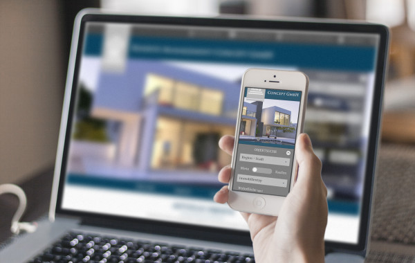 RMC Immobilien – Relaunch