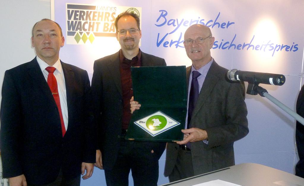 Verkehrssicherheitspreis Bayern 2011