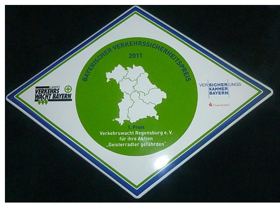 Verkehrssicherheitspreis Bayern_2011