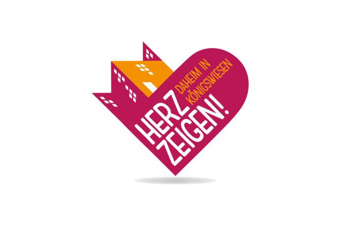 """""""Herz zeigen"""" – Daheim in Königswiesen"""