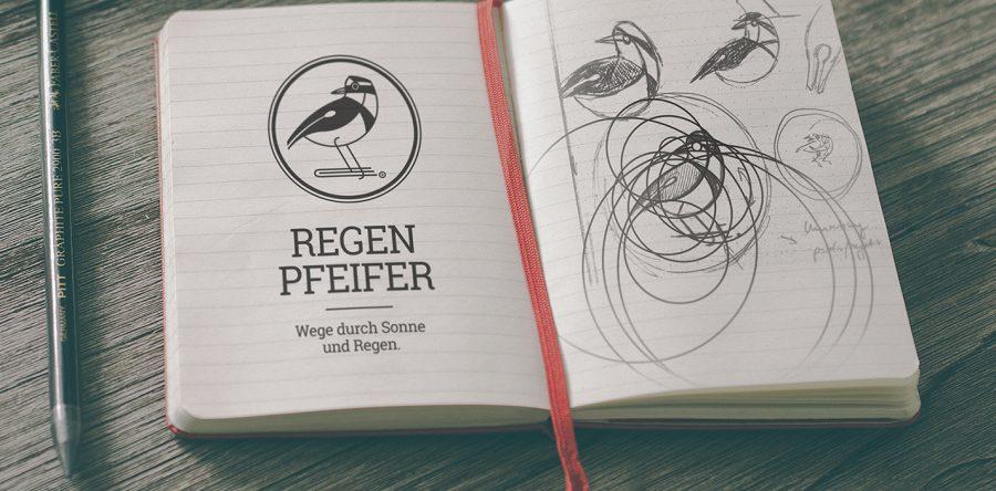 "Regenpfeifer ""Ex libris"""
