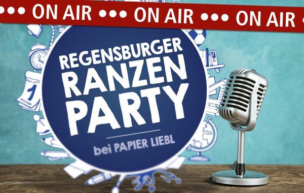 "Radio-Spot ""Ranzenparty"""